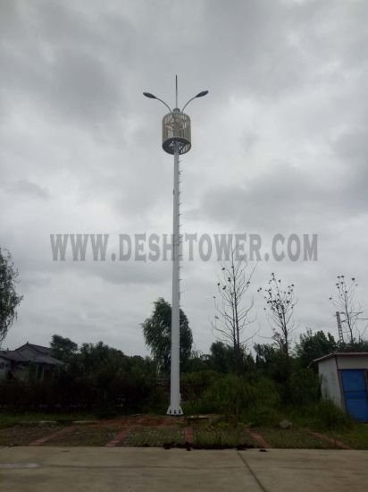 Lighthouse Style Steel Landscape Communication Tower